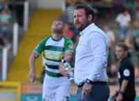 Yeovil Town v AFC Fylde, Yeovil, UK -14 Sep 2019