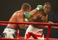 Audley Harrison v Mark Krence, London, UK 21 May 2002