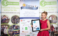 Devon Sports Awards, Exeter, UK - 30 June 2017