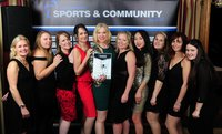 Teignbridge Sports Awards 2017, Dawlish, UK - 1 Dec 2017