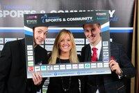 Teignbridge Sports Awards 2017, Dawlish, UK - 1 Dec 2017