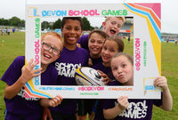 Devon Summer School Games, Plymouth, UK - 20 Jun 2018
