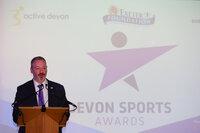 Devon Sports Awards, Exeter, UK - 22 June 2018