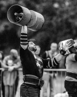 Devons Strongest Man 2018, Exmouth, UK - 16 Jun 2018