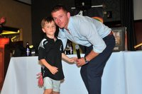 Gareth Steenson Golf Classic, Exeter, UK - 1 Jun 2018