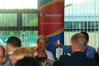 Stagecoach Long Service Awards, Exeter, UK - 12 May 2018