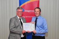 Stagecoach Long Service Awards, Exeter, UK - 12 May 2018
