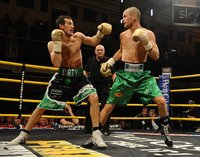 Gary McArthur v Derry Mathews 201110