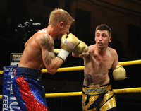 Gary Sykes v Scott Lawton 201110