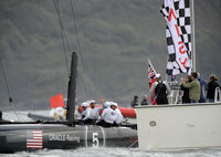 America's Cup World Series Plymouth 180911