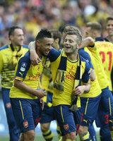 Arsenal v Aston Villa 300515