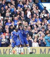 Chelsea v Leicester City 151016
