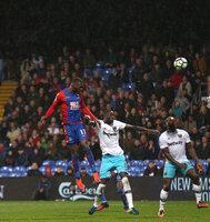 Crystal Palace v West Ham United 151016