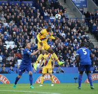 Leicester City v Crystal Palace 221016