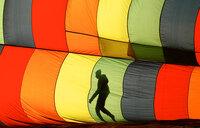 Westcountry Ballooning Fiesta,  Ivybridge, UK 20 Aug 2002