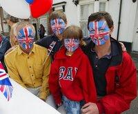 Jubilee Celebrations, Devon, UK 3 June 2002