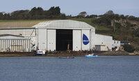 Appledore shipyard, Appledore, UK - 31 Oct 2018
