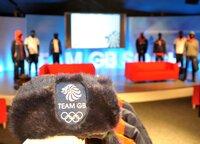 Team GB Sochi 2014 kitting out. 230114