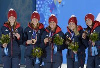 Medal ceremonies 220214