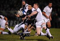 Bristol Rugby v Newcastle 130209