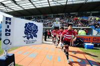 England U18 v Japan High Schools 290309