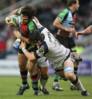 Harlequins v Sale 131209