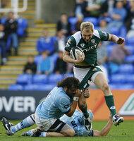 London Irish v Leicester Tigers 241009