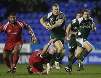 London Irish v Worcester 051209