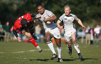 London Welsh v Exeter 210209
