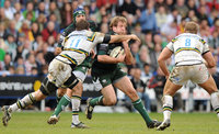 London Irish v Northampton 220309