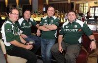 Leinster v London Irish 280809