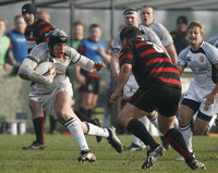 Moseley Rugby v Exeter Chiefs 21032009