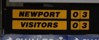 Newport v Plymouth Albion 271109