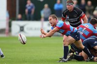 Rotherham Titans v Plymouth Albion 13092009