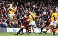 Saracens v London Wasps 290309