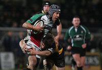 London Wasps v Harlequins 040109