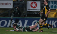 London Wasps v Leicester Tigers 150209