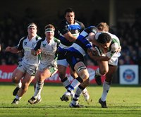 Bath v London Irish 210209