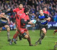 Bath v Toulouse 250109
