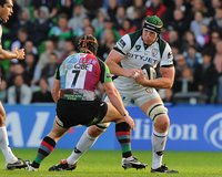 Harlequins v London Irish 311009