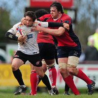 Pirates v Doncaster 250410