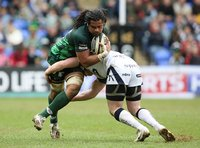 London Irish v Sale Sharks 280310