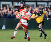 Moseley v Plymouth Albion 301010