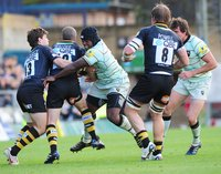 London Wasps v Northampton Saints 241010