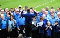 Exeter Chiefs v Saracens 160411