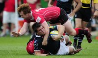 London Irish v London Welsh 130811