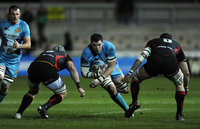 Newport Dragons v Exeter Chiefs 181211