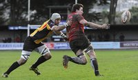 Pirates v Cross Keys 181211