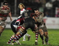 Plymouth Albion v Doncaster 301211