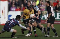 Bedford v Cornish Pirates 200311